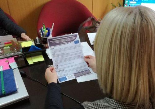 Dissemination - Shtip Municipality