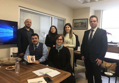 ICF- Schulung im Gesundheitsministerium