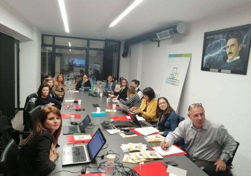 Drittes Meeting des Projektkonsortiums in Skopje