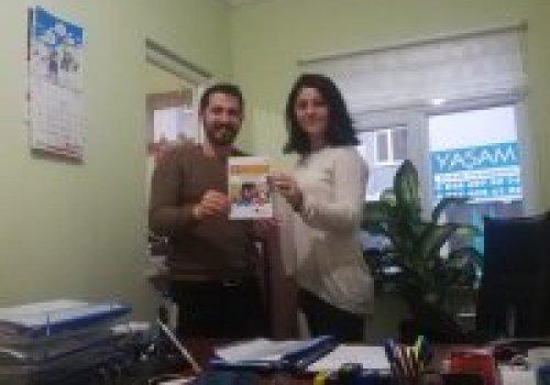 Besuch des Can Dostum Zentrums für Sonderpädagogik und Rehabilitation