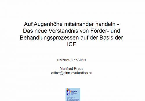 ICF Training Day Dornbirn
