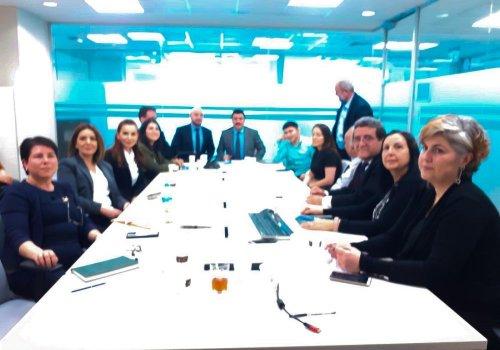 Meeting zwischen TDSD und Gesundheitsministerium