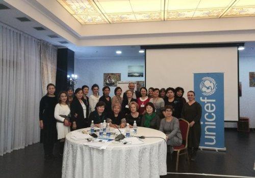 Kyrgysztan UNICEF
