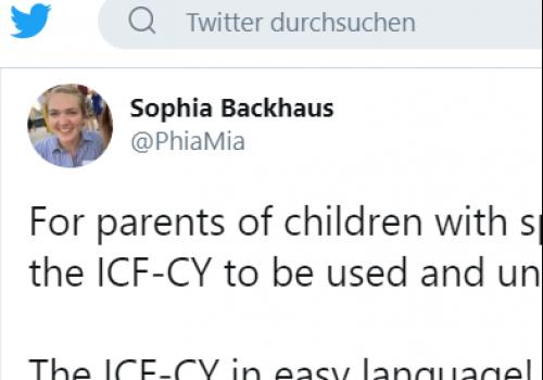 Tweet ICF School